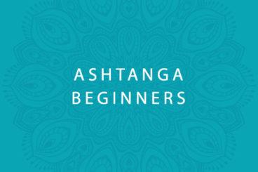 Ashtanga Beginners Yoga