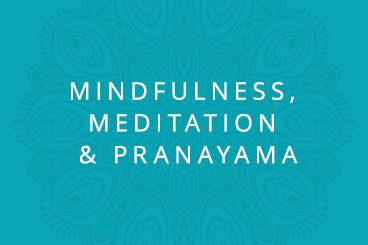Mindfulness, Meditation & Pranayama