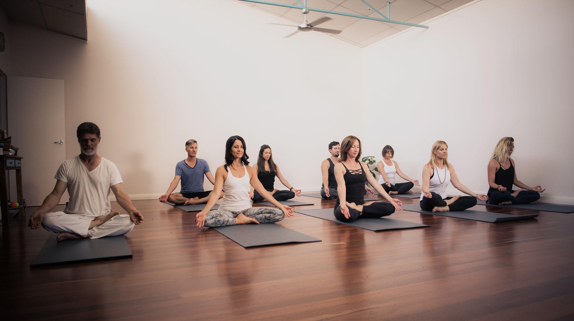 The Yoga Clinic: Trauma Sensitive Yoga Perth holistic